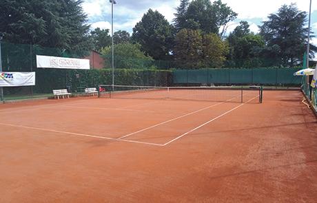 Illuminazione Campi Da Tennis : Tennis club mirano